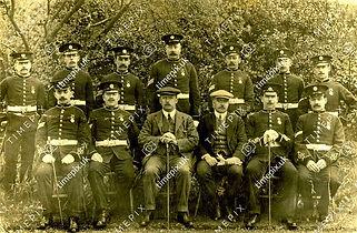 Royal Engineers at OS, Phoenix Park, Dublin