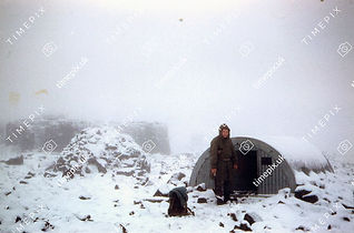 Ritchie Gallager, Summit of Ben Nevis