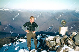 Dave Broadley, Summit of Ben Starav