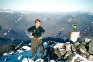 Dave Broadley, Summit of Ben Starav