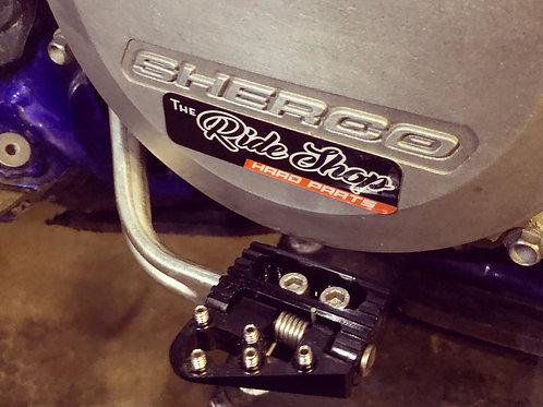 Ride Shop Folding Brake Pedal Tip