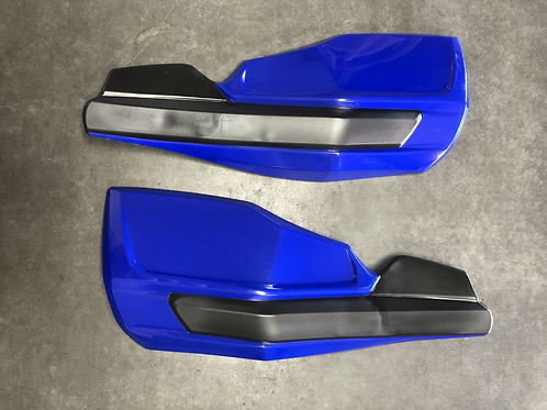 Handguard Set, Blue Sherco (6102)
