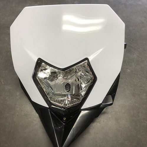 Headlight Assy, Complete - Sherco