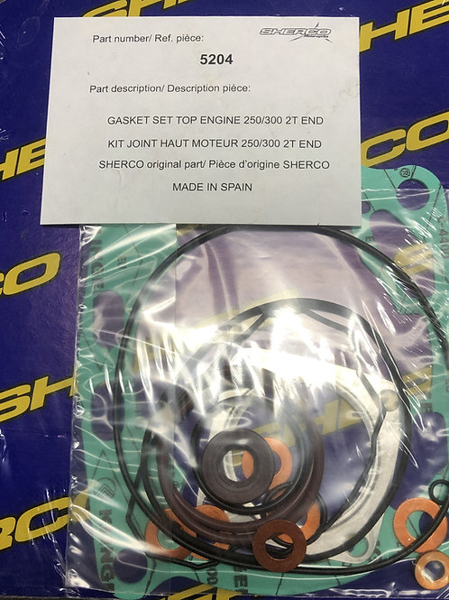 Gasket Kit Top End 250/300 2T - Sherco (5204)