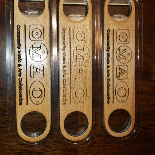 Laser Engraving Sampl