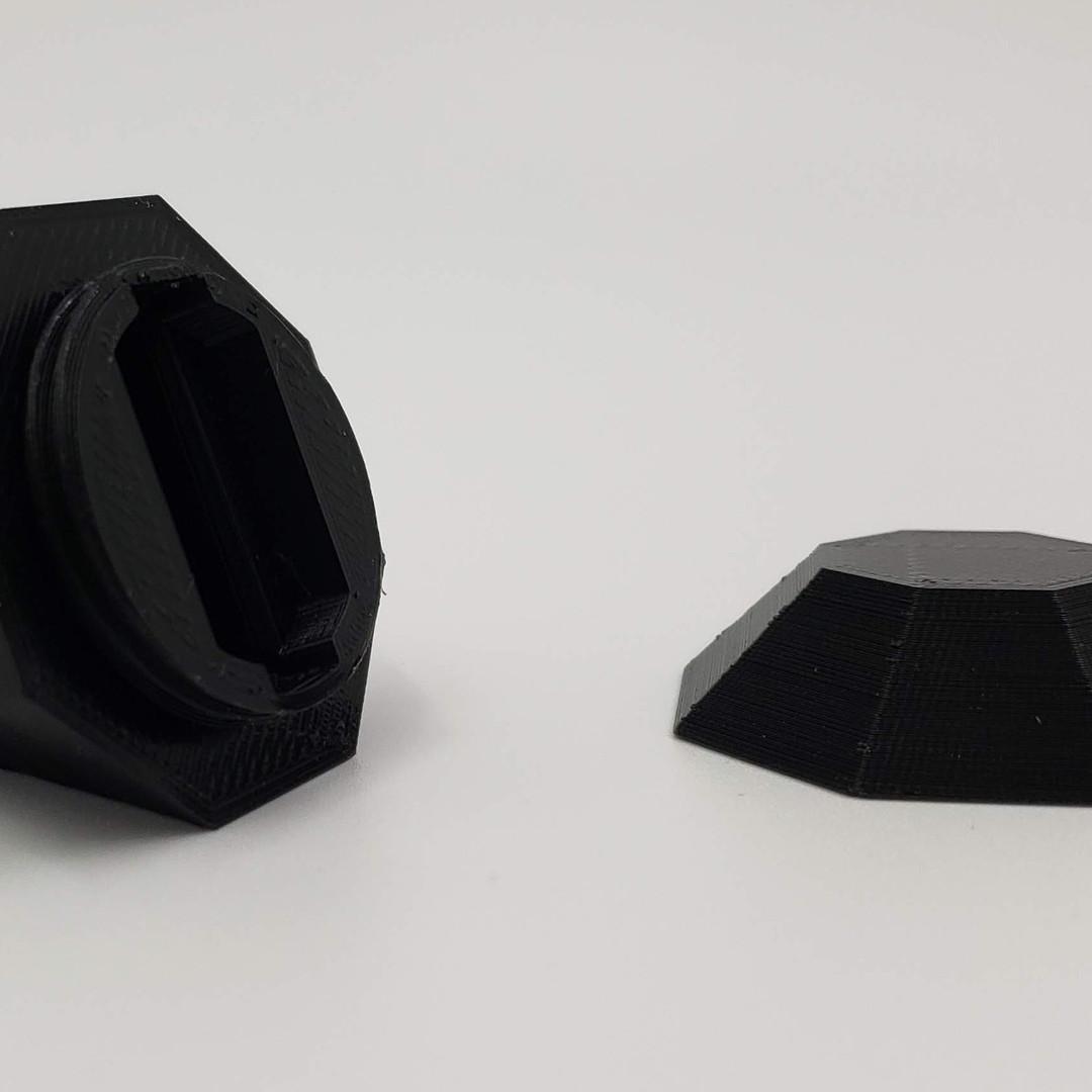 PLA Print Sample
