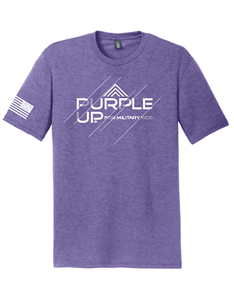 2020 Purple Up! For Military Kids