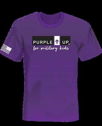 Purple Up! For Military Kids - Purple