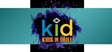 Kids In Drill