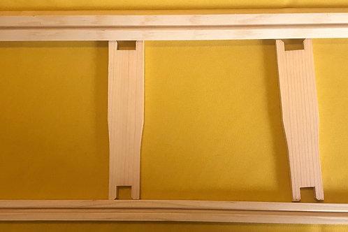 Unassembled Frames