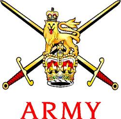 british army logo