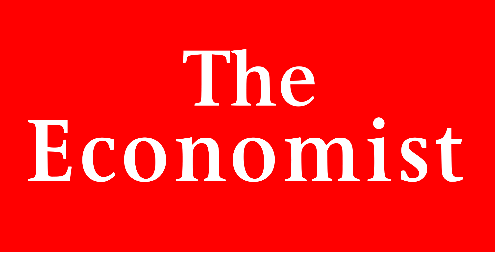 The Economist Logo Vector