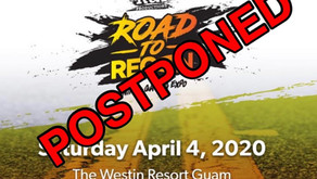 Road to Recon Postponed until Further Notices