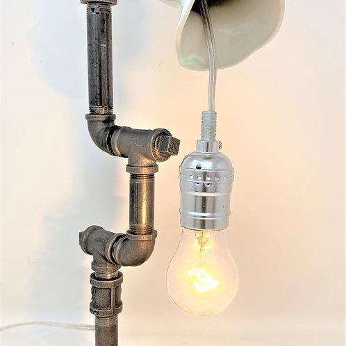 Bathwater Epoxy Pour Lamp