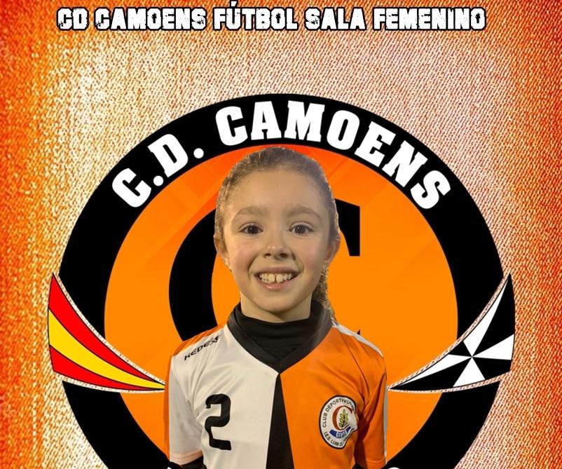 LOLA -CD CAMOENS BENJAMIN-