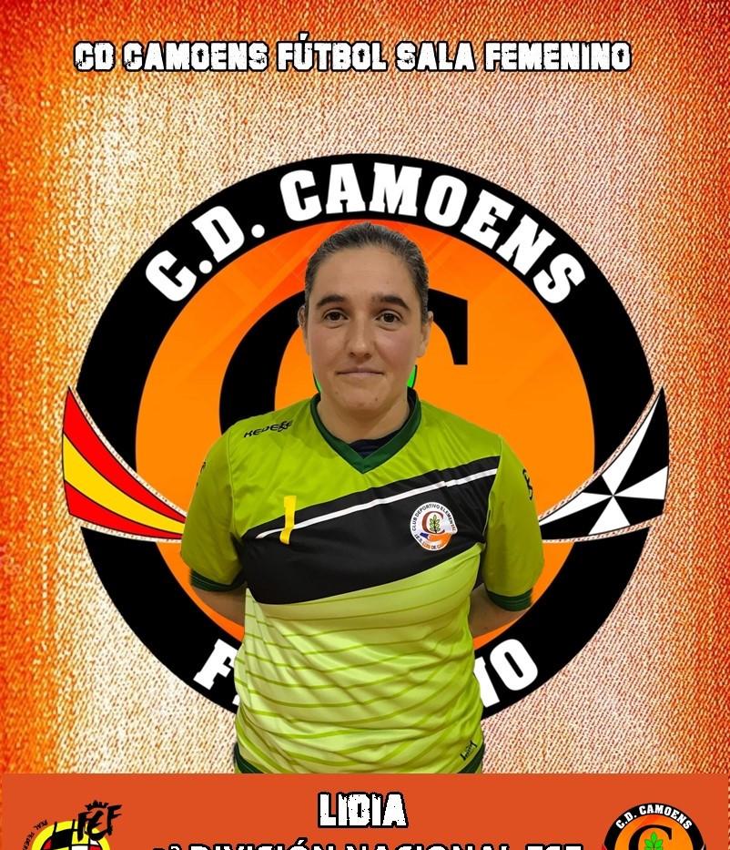 LIDIA -CD CAMOENS SENIOR-