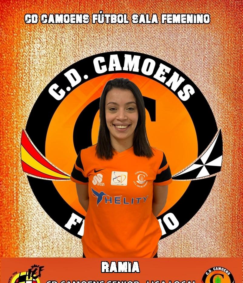 RAMIA -CD CAMOENS SENIOR-