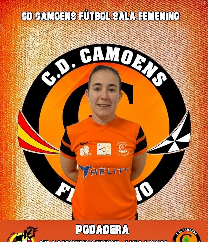 PODADERA -CD CAMOENS SENIOR-