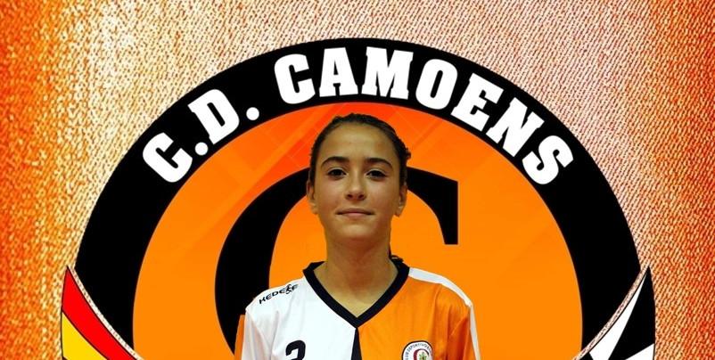 DANIELA -CB CAMOENS CADETES 2º AÑO-