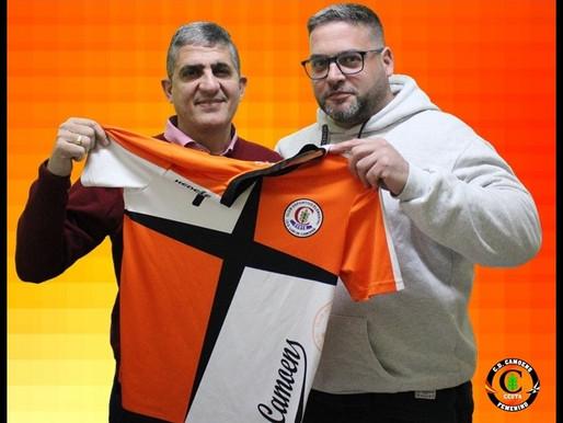 Óscar, nuevo entrenador del Camoens