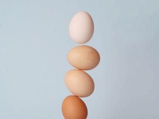 Les œufs au lait