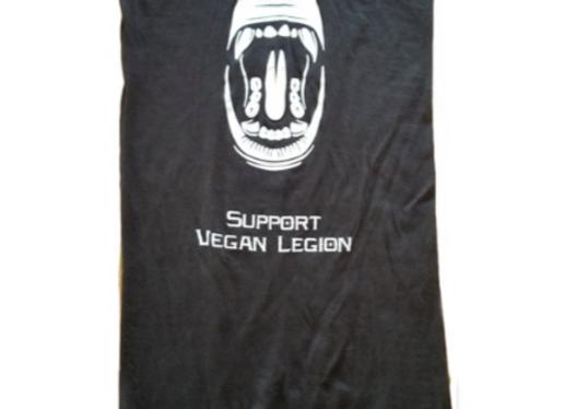 Support Vegan Legion Neck Gaiter