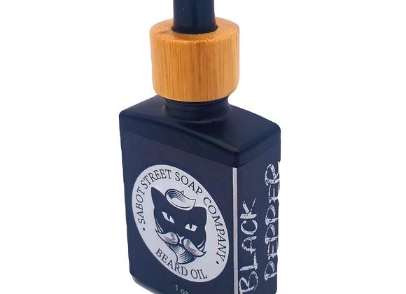 Black Pepper Beard Oil
