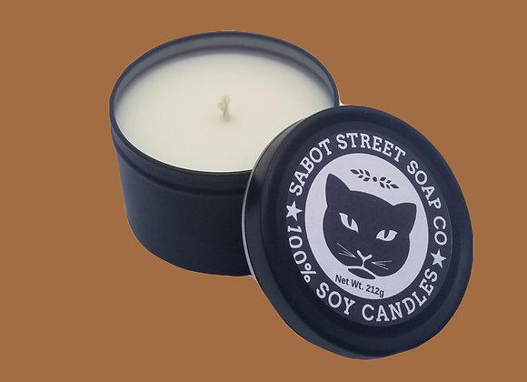 Cinnamon Clove Vanilla Soy Candle