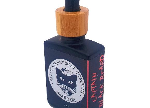 Capt. Black Beard Oil