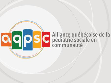 Nouvelle identité corporative pour l'AQPSC