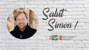 Salut Simon !