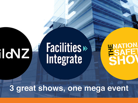 Come see us at the Facilities Integrate Tradeshow 2020