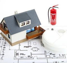 Protection incendie - alerte-eau-feu
