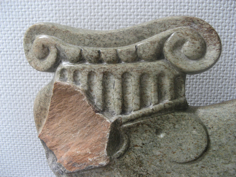 Detail Griekse Zeeinspiratie