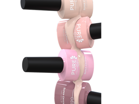 8 Pure Gel colecciones that you don't want to miss out on!