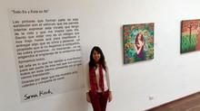 """""""Todo es y Está en Mí"""" Expo en Bogotá"""