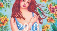 """Agenda 2018 Louise Hay """"Año de la Ecuanimidad"""""""