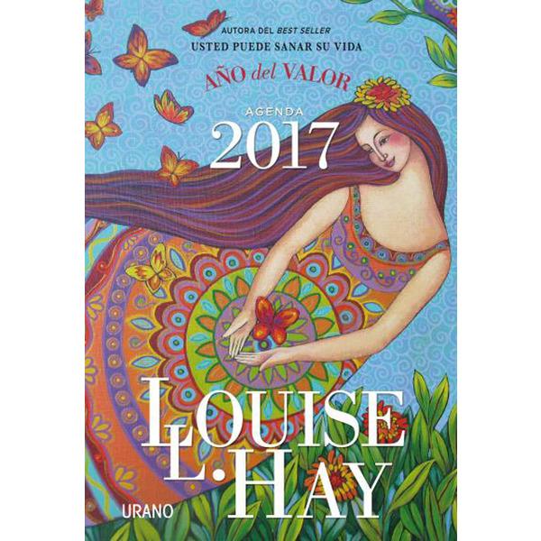 Portada Agenda Louise Hay 2017