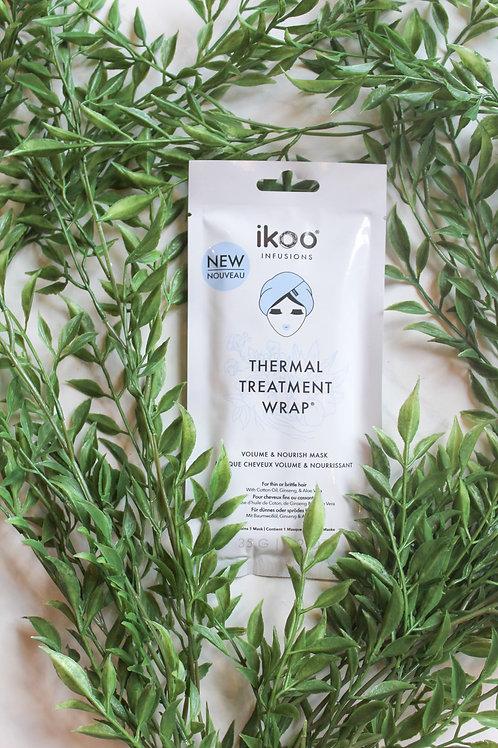 ikoo Thermal Treatment Wrap Volume & Nourish Mask