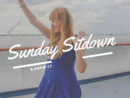 Sunday Sitdown ♡ Episode 18