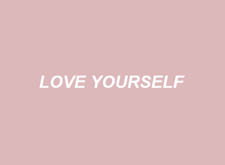 Love Yourself ♥