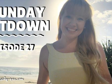 Sunday Sitdown ♡ Episode 27