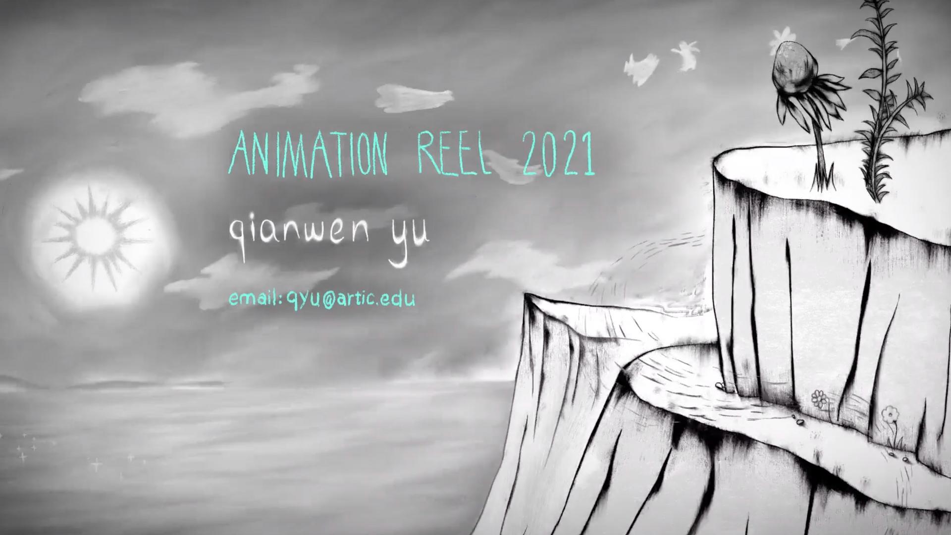 Animation Reel 2018-2020