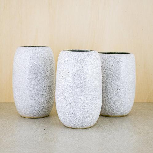 Bílé vázy