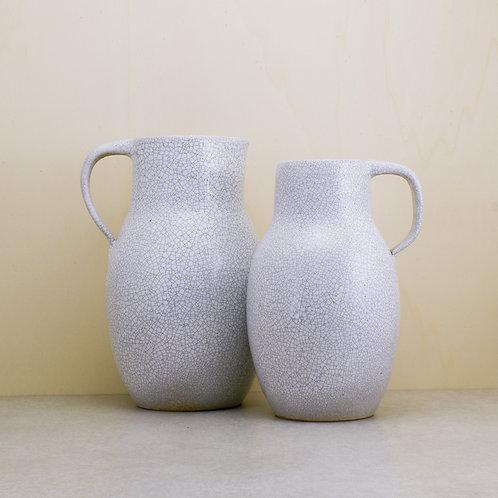 Velký bílý džbán 4 l