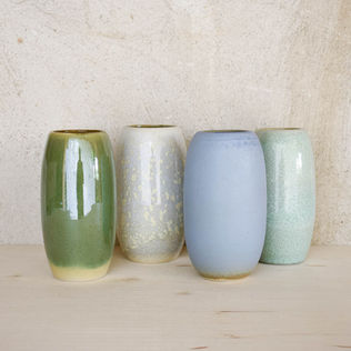Vases by Cyril Hancl Pottery