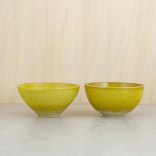 Misky žluté ∅ 13 cm