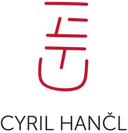 logo Cyril Hančl Pottery