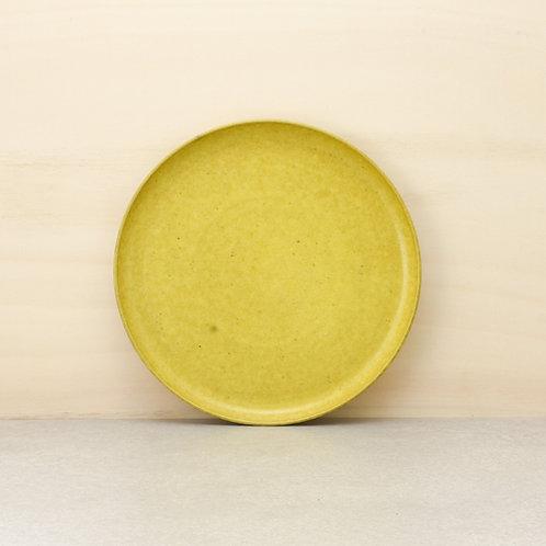 Talíř jídelní žlutý