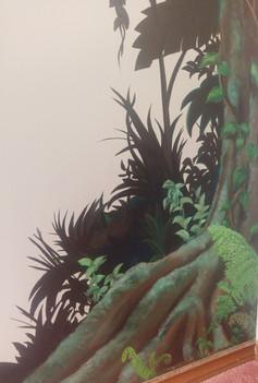 Jungle Mural (Image 3)